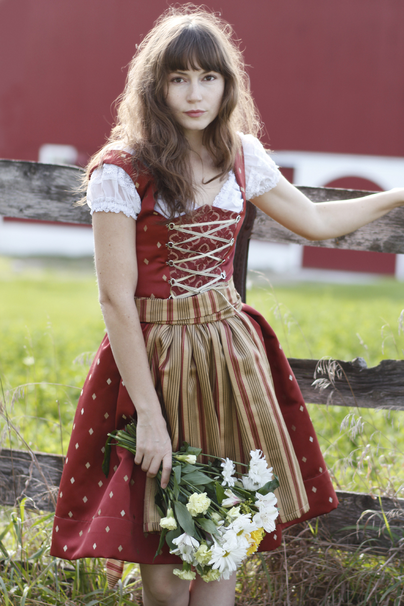 Dirndl Dress Picture Collection Dressedupgirl Com