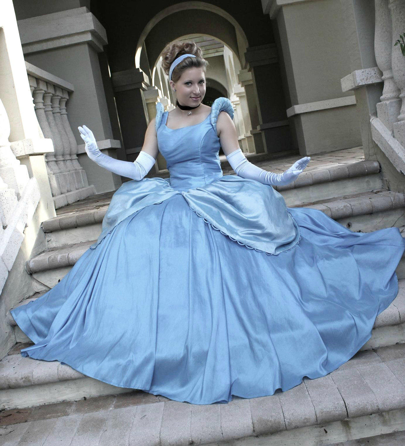 Cinderella Dress Picture Collection | Dressed Up Girl - photo#43