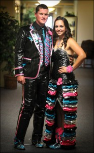 Duct Tape Prom Dress Pictures