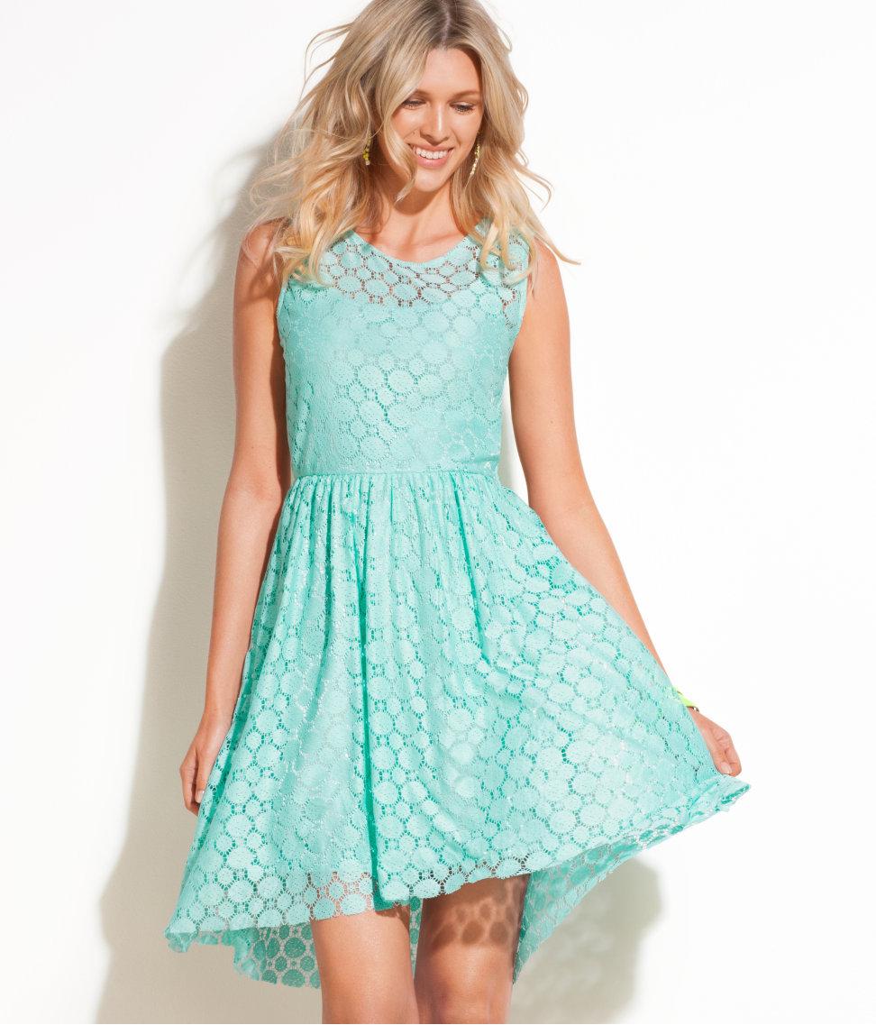 Eyelet Dress Picture Collection Dressedupgirl Com