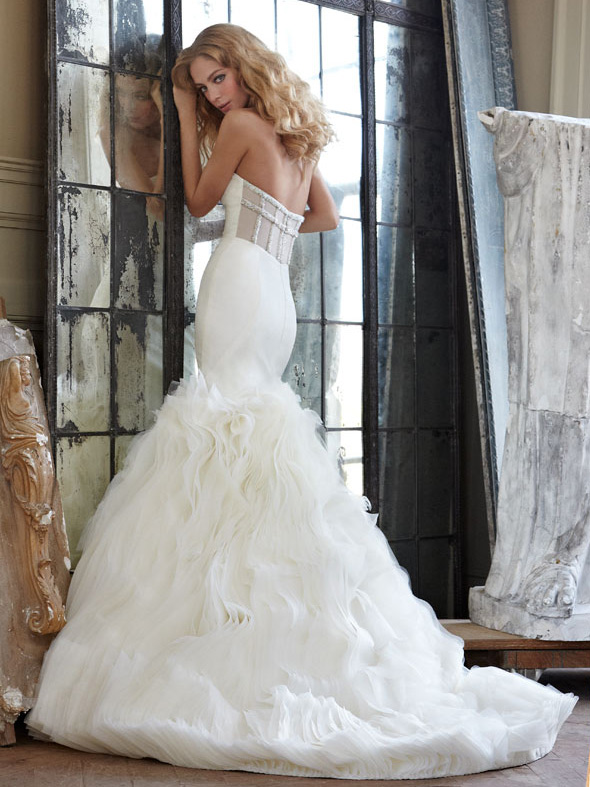 Fit And Flare Dress Wedding