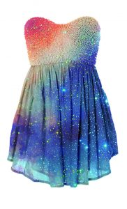 Galaxy Dresses