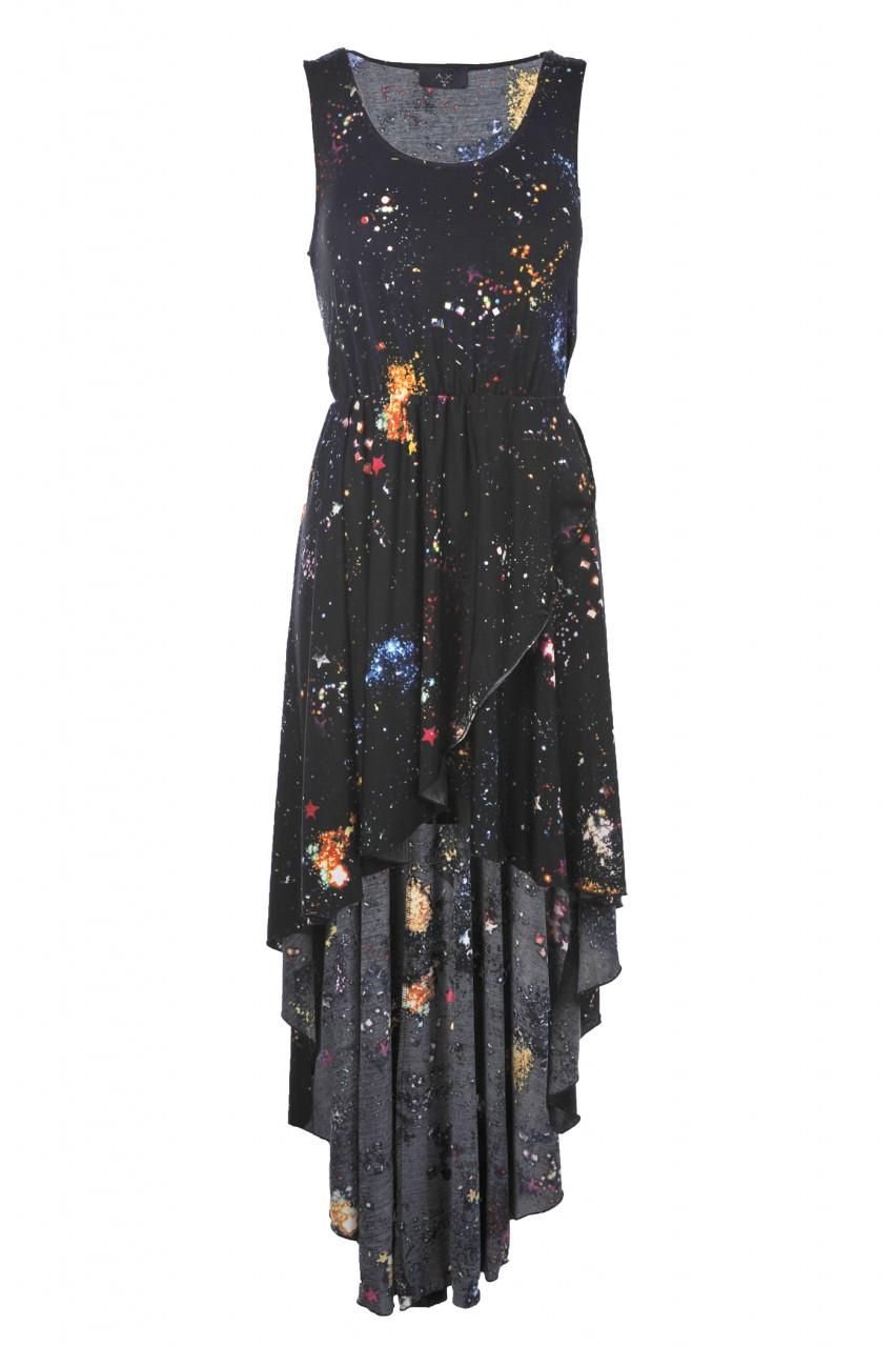 Galaxy Dress Picture Collection Dressedupgirl Com