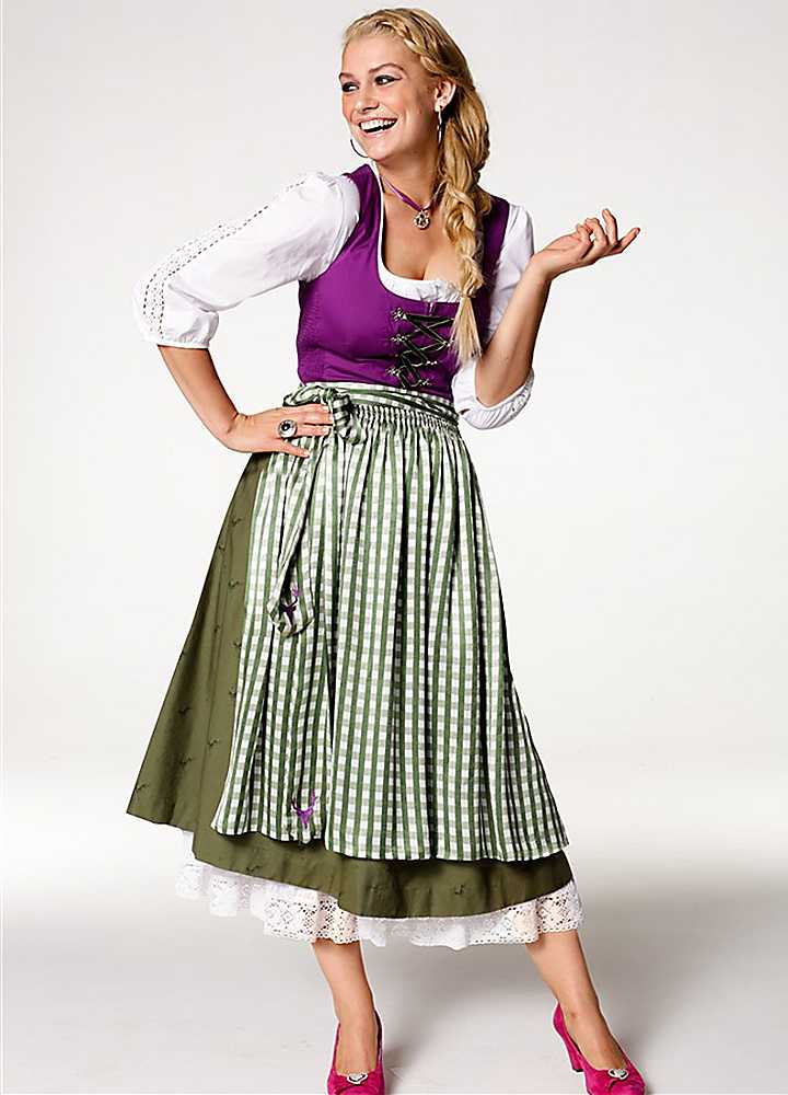 Dirndl Dress | Dressed Up Girl