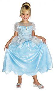 Girls Cinderella Dress