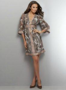 Kimono Sleeve Dresses
