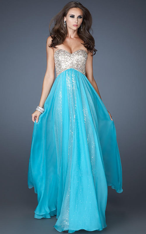 Blue Sequin Dress Picture Collection Dressedupgirl Com