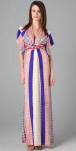Long Kimono Dress