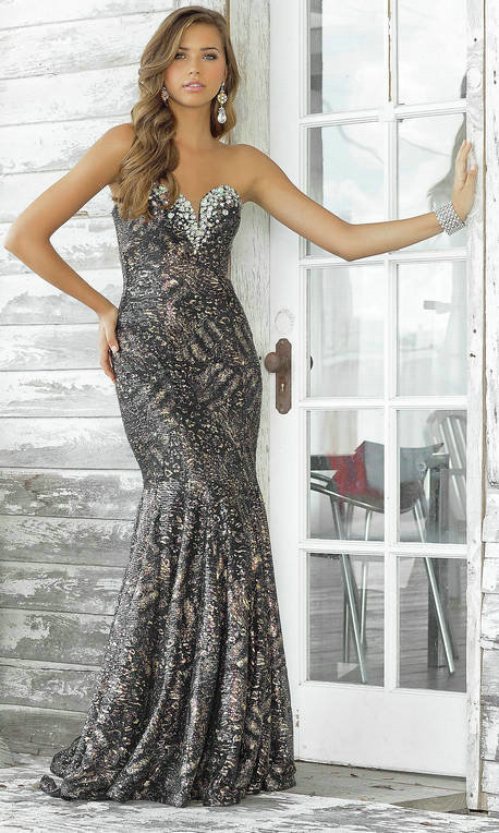 Sequin Prom Dresses - Dressed Up Girl