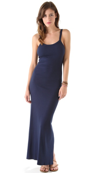 Plus Size Tank Maxi Dress