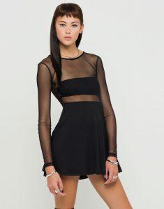 Mesh Top Dress