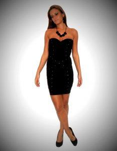 Mini Black Dresses