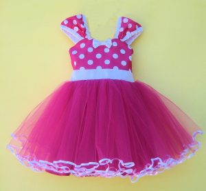 Minnie Mouse Birthday Dress