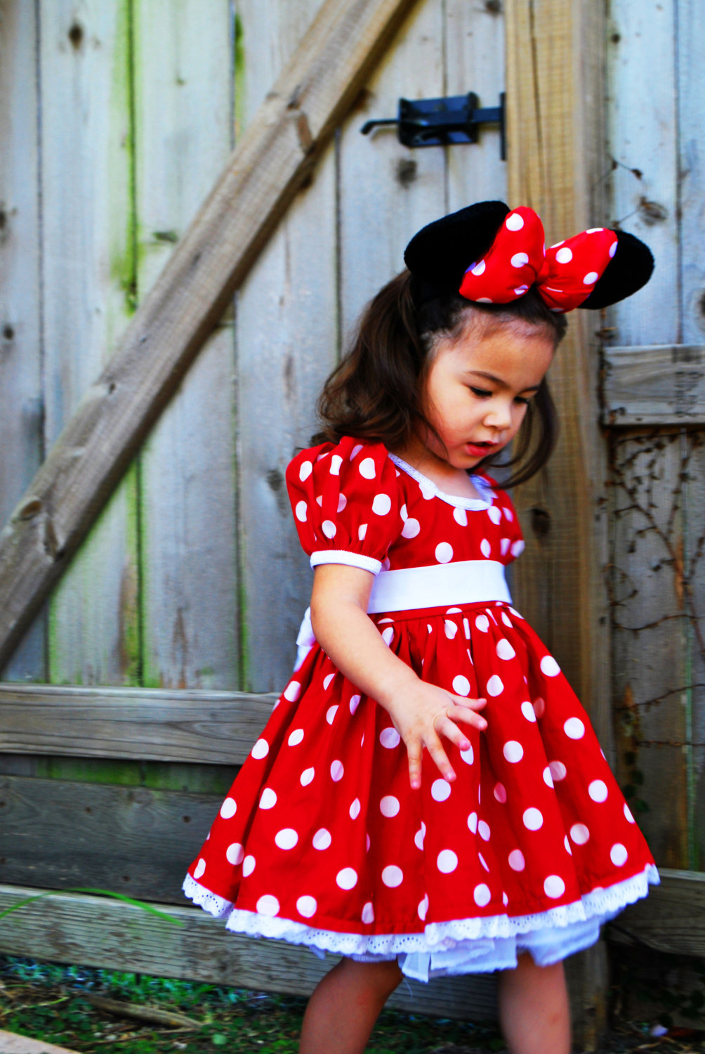 Minnie Mouse Halloween Dress