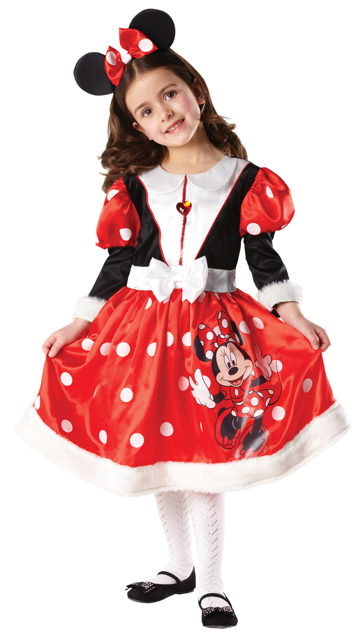 minnie mouse dress picture collection dressed up girl. Black Bedroom Furniture Sets. Home Design Ideas
