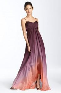 Ombre Dress Ideas