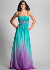 Ombre Dress for Women