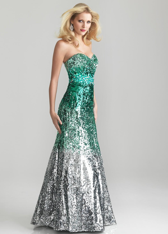 Ombre Dress Picture Collection Dressedupgirl Com