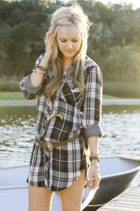 Plaid Dress Shirts