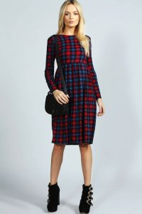 Plaid Dress for Women
