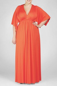 Plus Size Kaftan Dresses