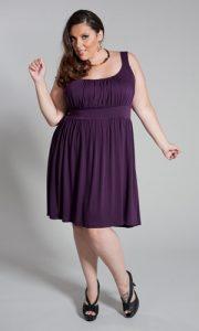Plus Size Tank Dresses