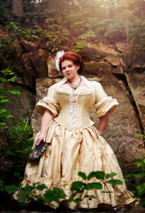 Plus Size Victorian Dresses