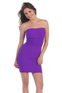 Purple Tube Dress