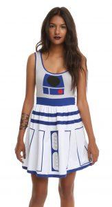 R2D2 Dress Pictures