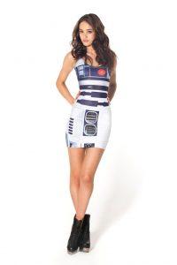 R2D2 Dresses