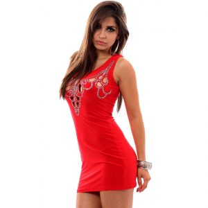 Red Mini Dresses