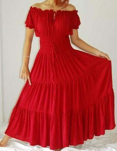 Peasant Dress - Dressed Up Girl