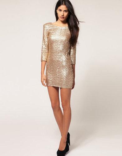 Sequin Mini Dress  Dressed Up Girl