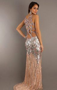 Sequin Prom Dresses