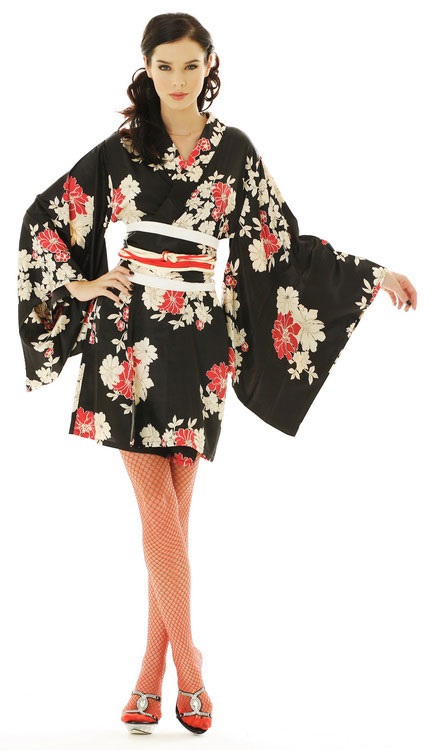 Kimono Dress Picture Collection Dressedupgirl Com