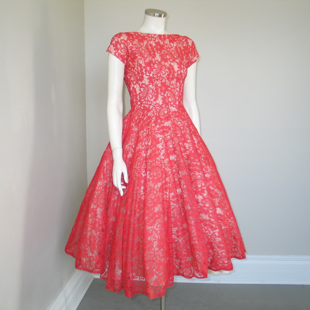 Fit And Flare Cocktail Dress Picture Collection