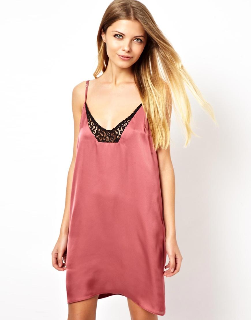 Slip Dress Dressed Up Girl
