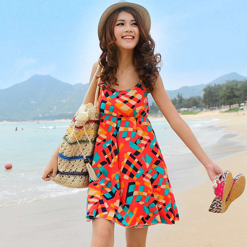 Beach Wear Dresses For Women Fashion