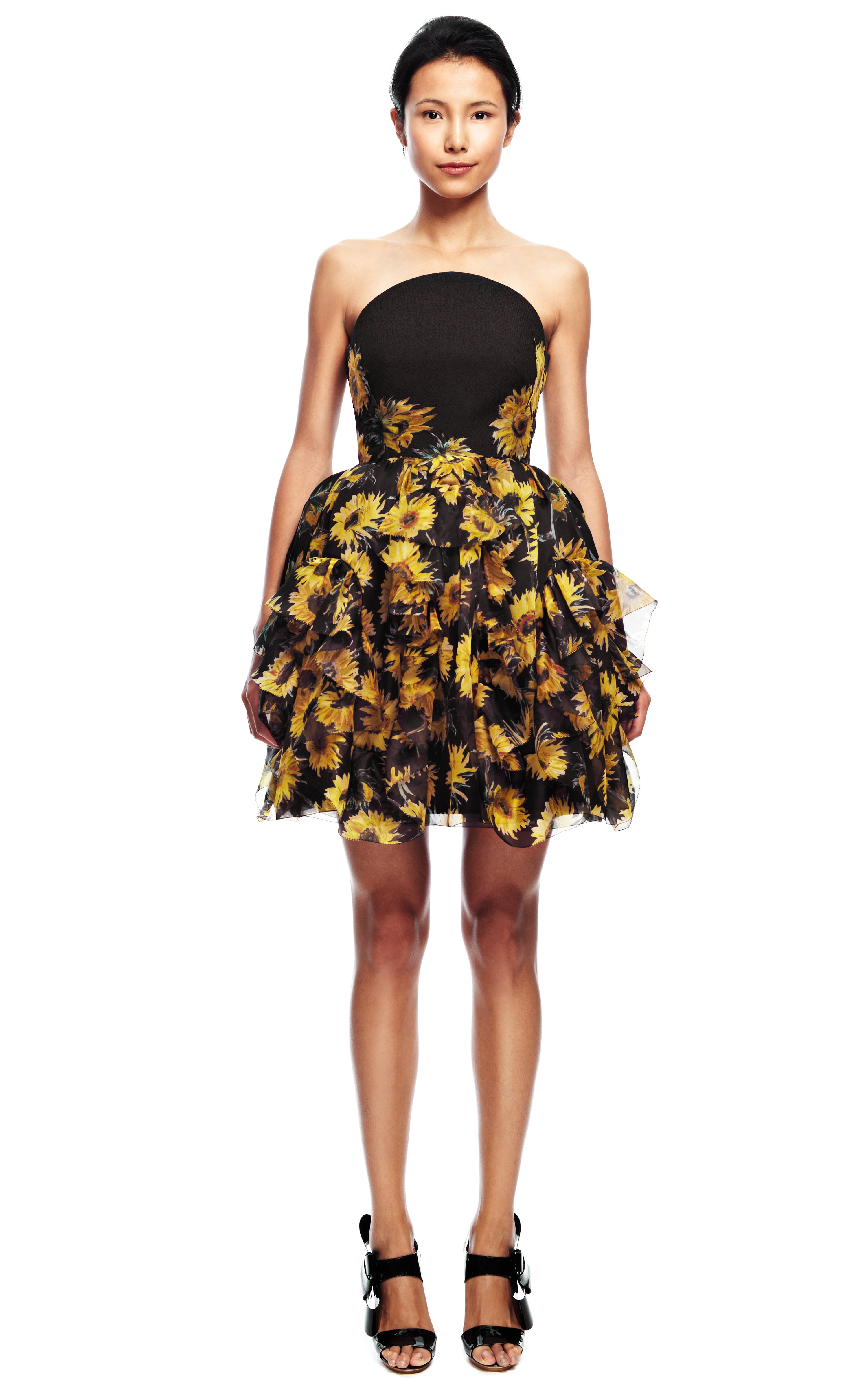 Sunflower Dress Picture Collection Dressedupgirl Com