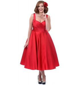 Swing Dress Plus Size