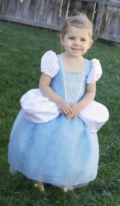 Toddler Cinderella Dress