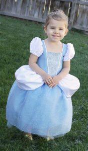 Toddler Cinderella Dress