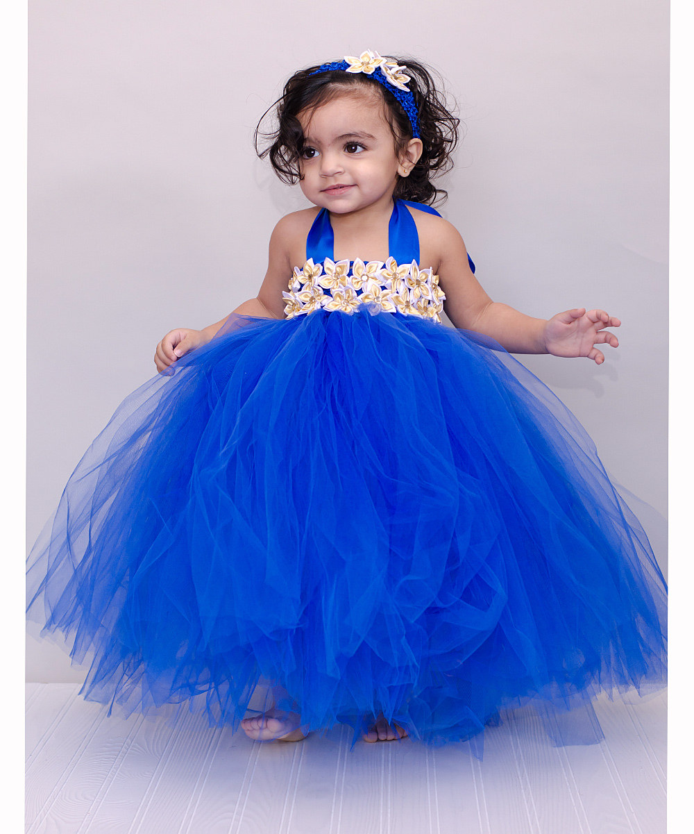 Tulle Dress Dressed Up Girl