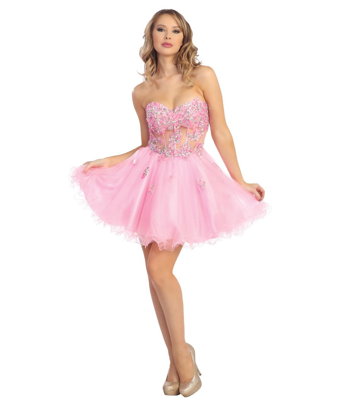 Tutu Dresses For Prom - Plus Size Prom Dresses