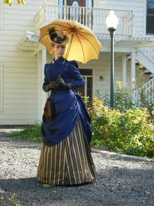 Victorian Bustle Dress