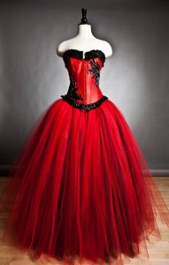 Victorian Corset Dress