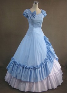 Victorian Style Dress