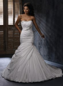 Wedding Dress Fit and Flare