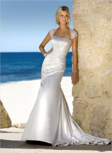 Wedding Dress for the Beach