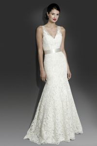 Wedding Dresses Fit and Flare